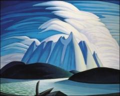 Lake and Mountains 1928 (AGO)